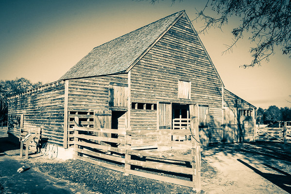Jimmy Carter's Barn